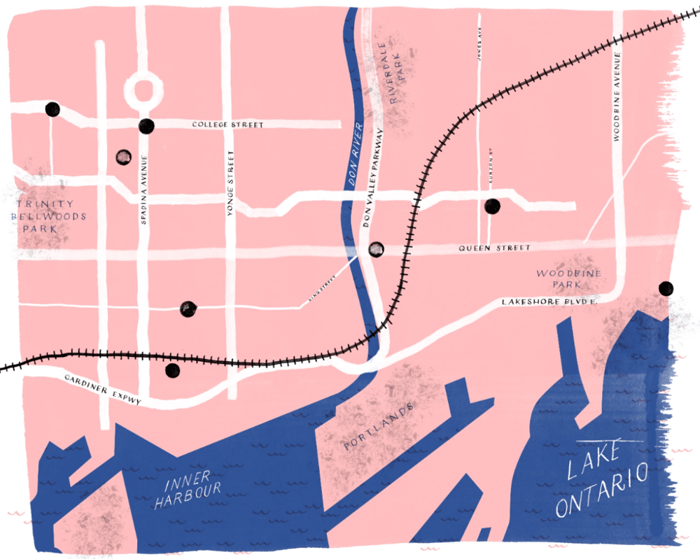 Toronto in My Twenties - image 5 - student project