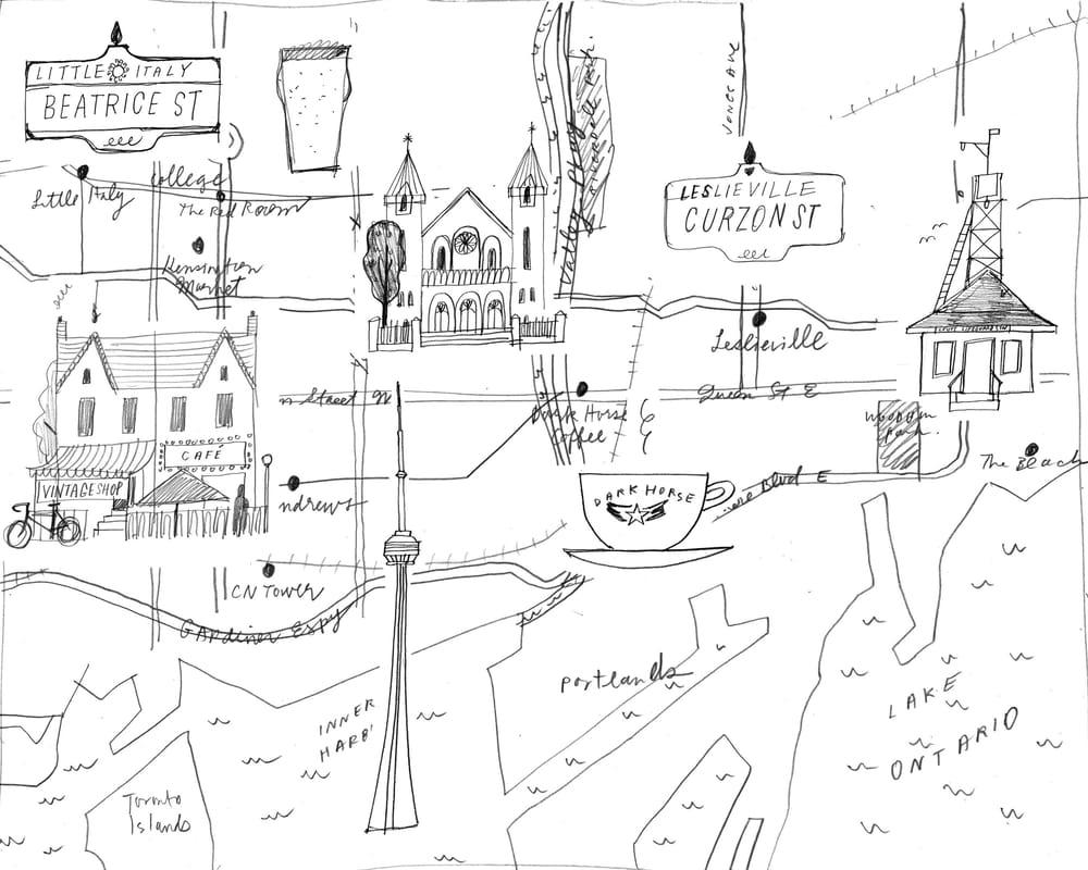 Toronto in My Twenties - image 1 - student project