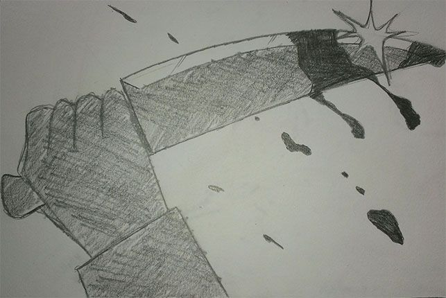 Theseus & the Minotaur - image 6 - student project