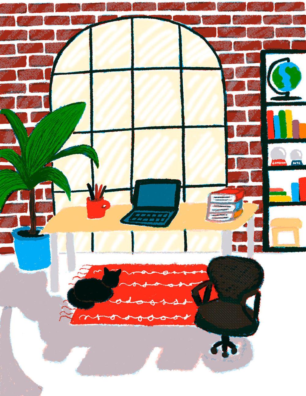 My Dream Studio - image 1 - student project