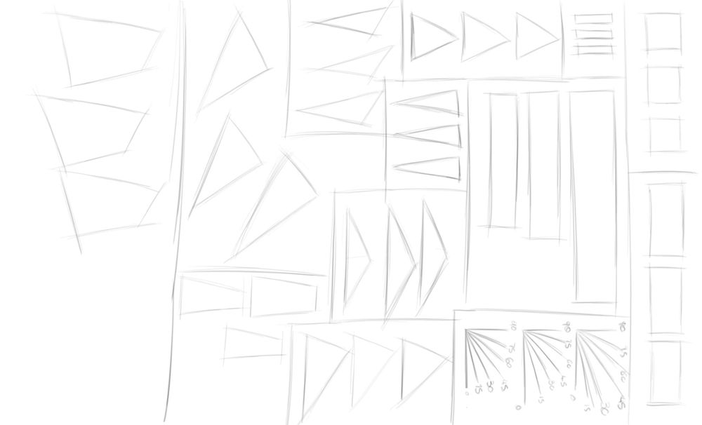 StraightLinesShapes - image 1 - student project