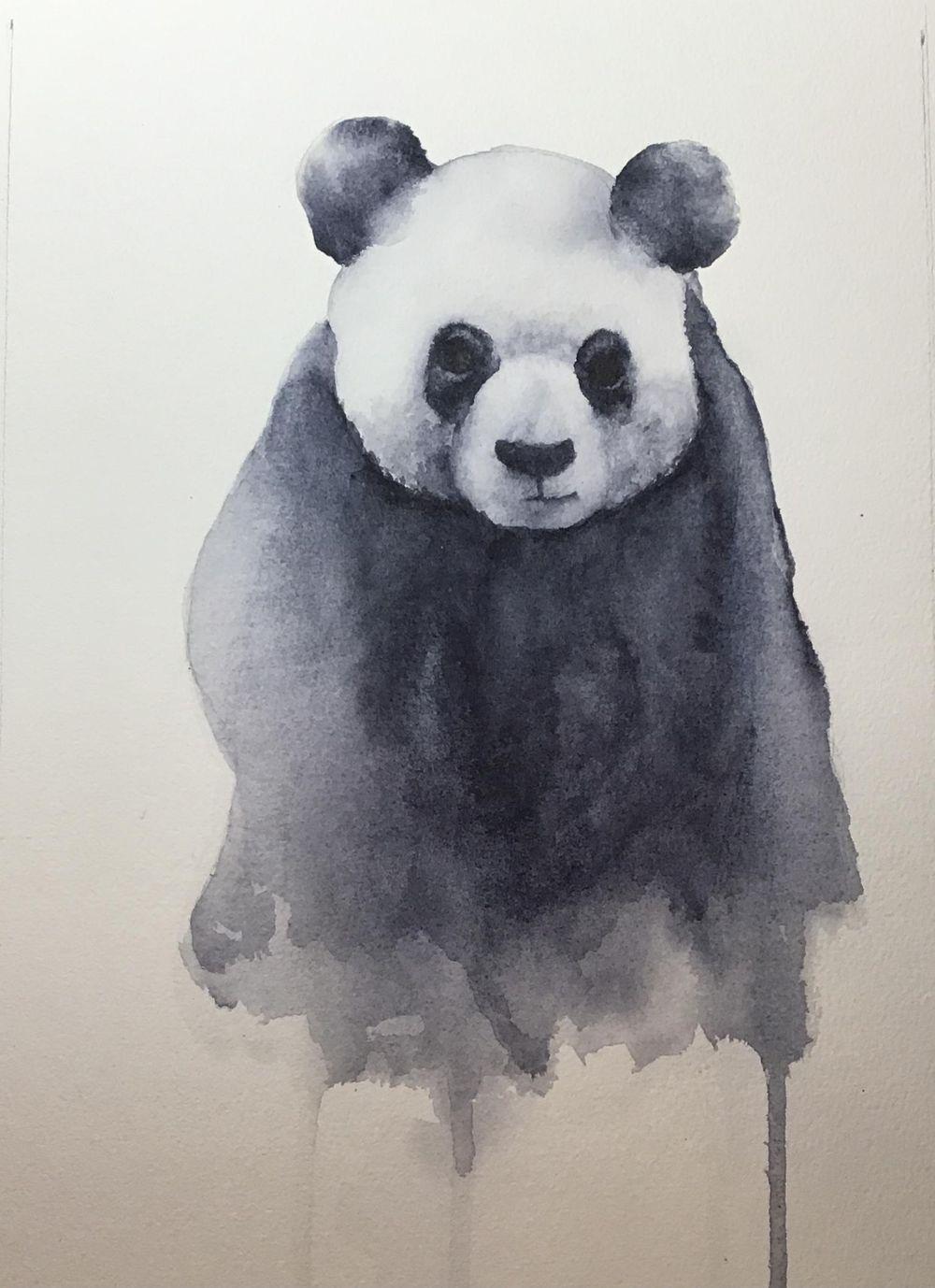 Panda tutorial from Jane Davies - image 1 - student project