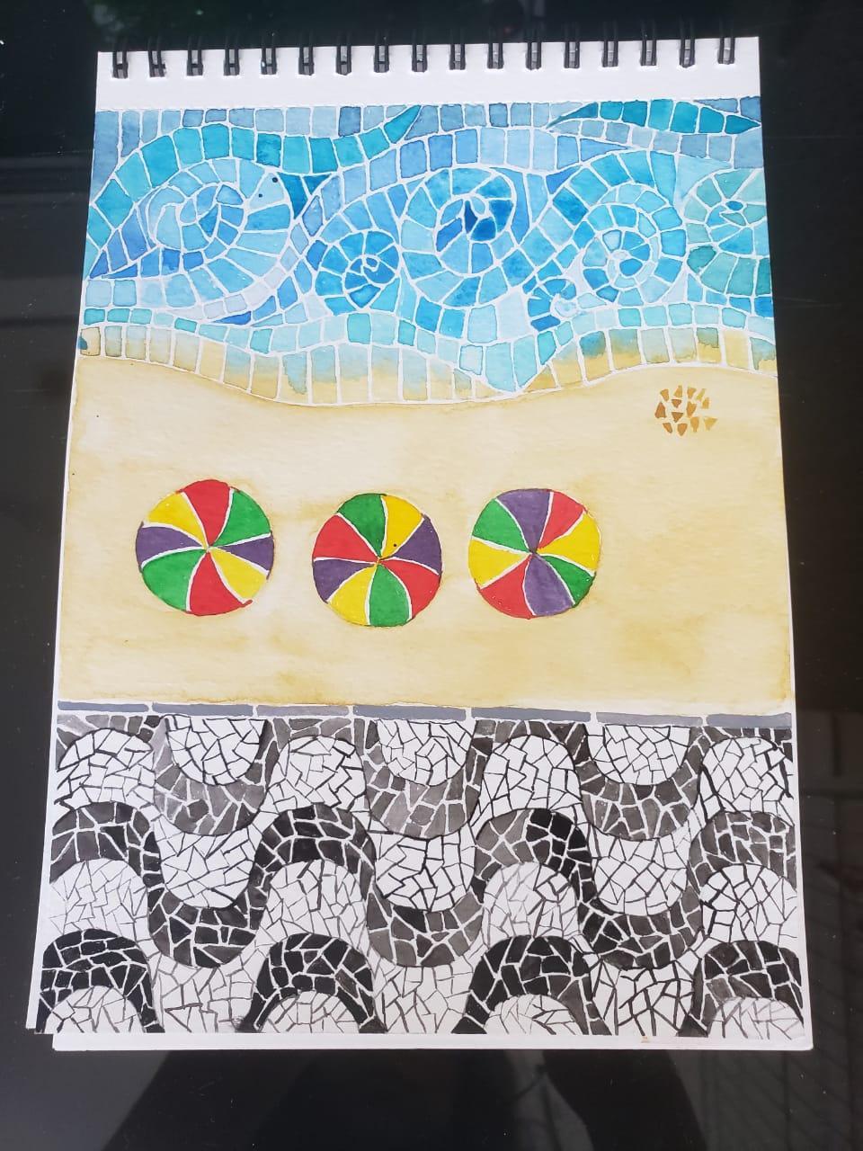 Copacabana - image 1 - student project