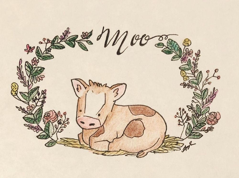 Moo Cow - image 1 - student project