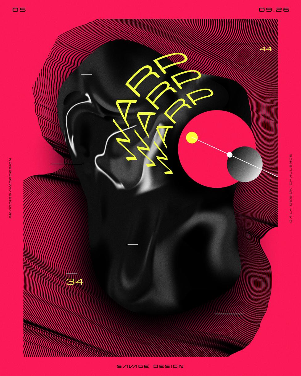 Warp - image 2 - student project