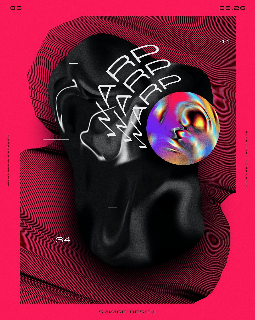 Warp - image 1 - student project