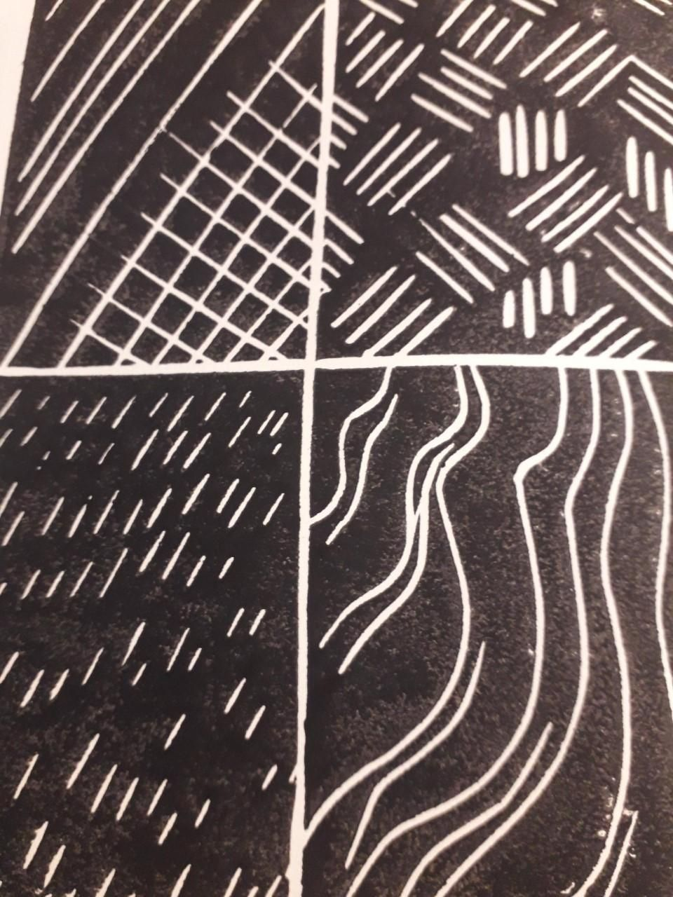 Trying New Patterns for Print - image 3 - student project