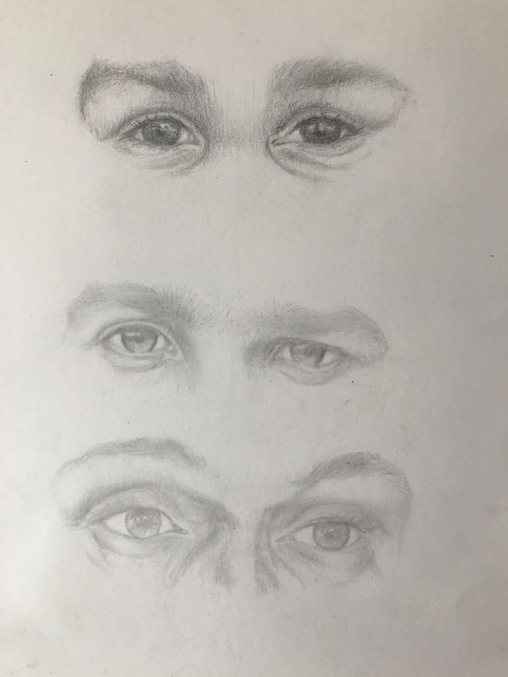 eyes, noses and lips - image 3 - student project