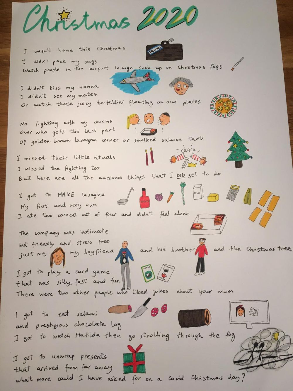 Language of Love + Christmas 2020 - image 2 - student project