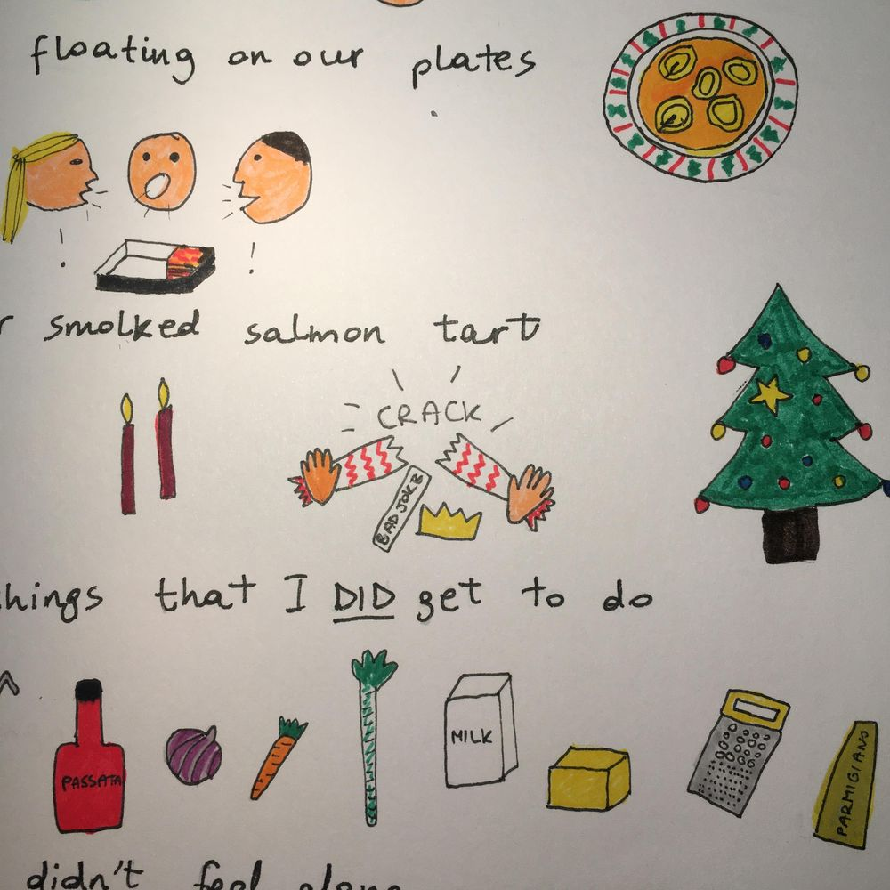 Language of Love + Christmas 2020 - image 3 - student project