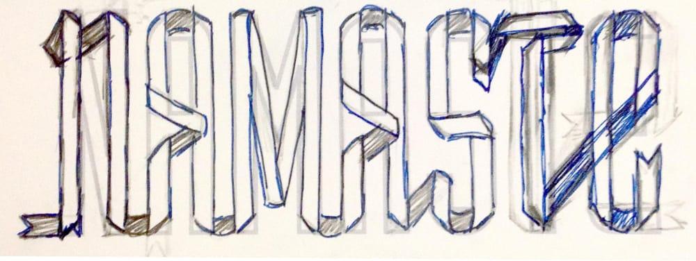 Namaste - image 1 - student project