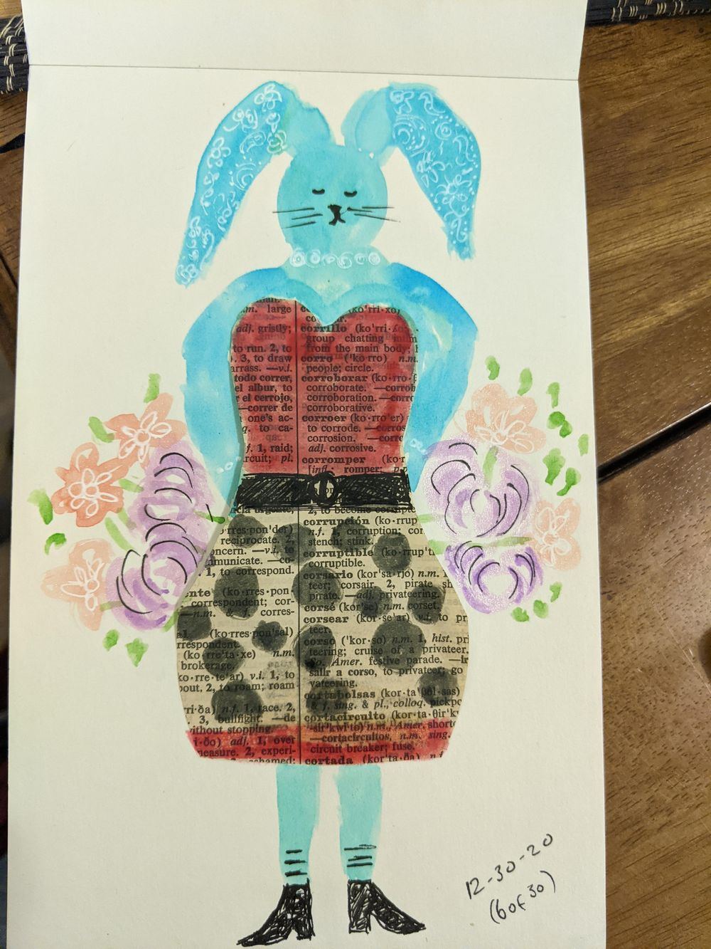 1 of a 30 day creativity release - Finding my style - image 5 - student project