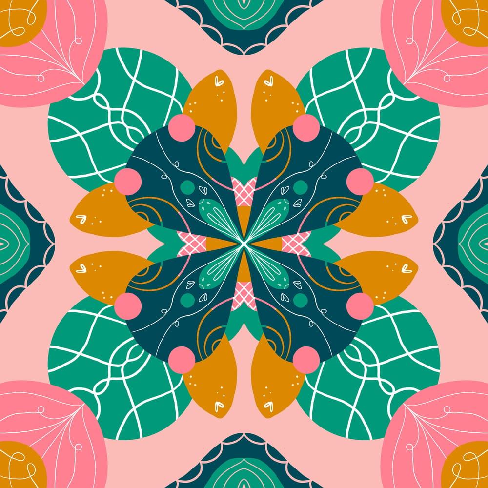 Mandala - image 2 - student project