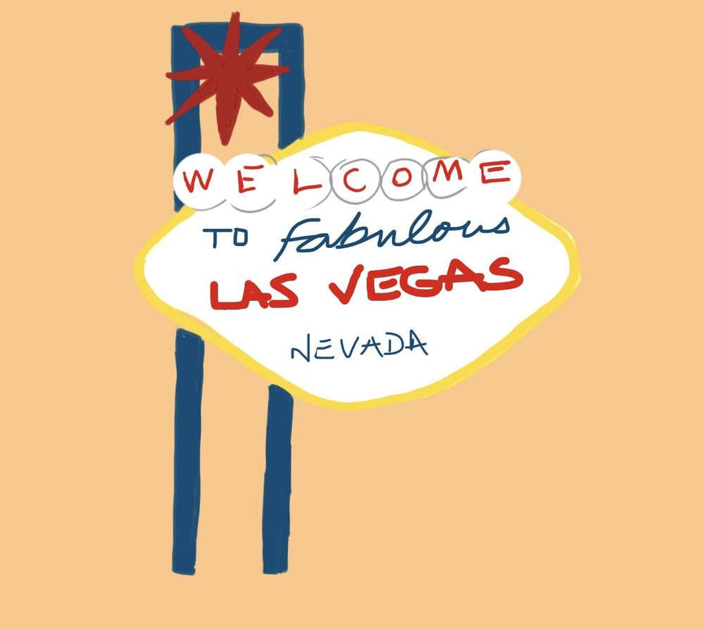 Driving to Las Vegas - image 6 - student project