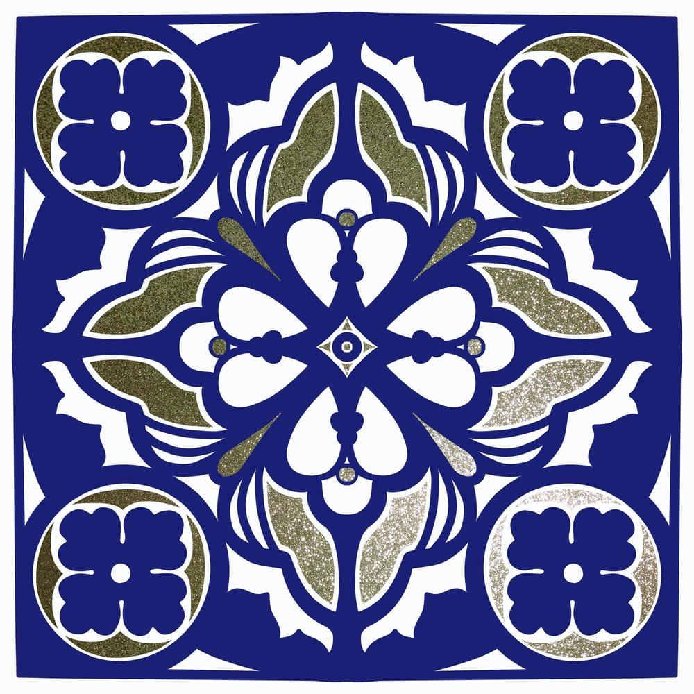 Tiles & Metallics - image 1 - student project