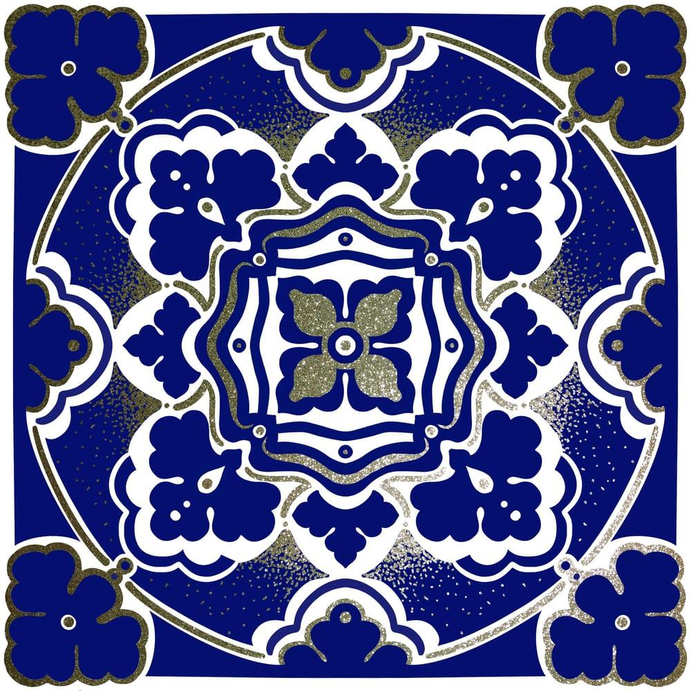 Tiles & Metallics - image 2 - student project