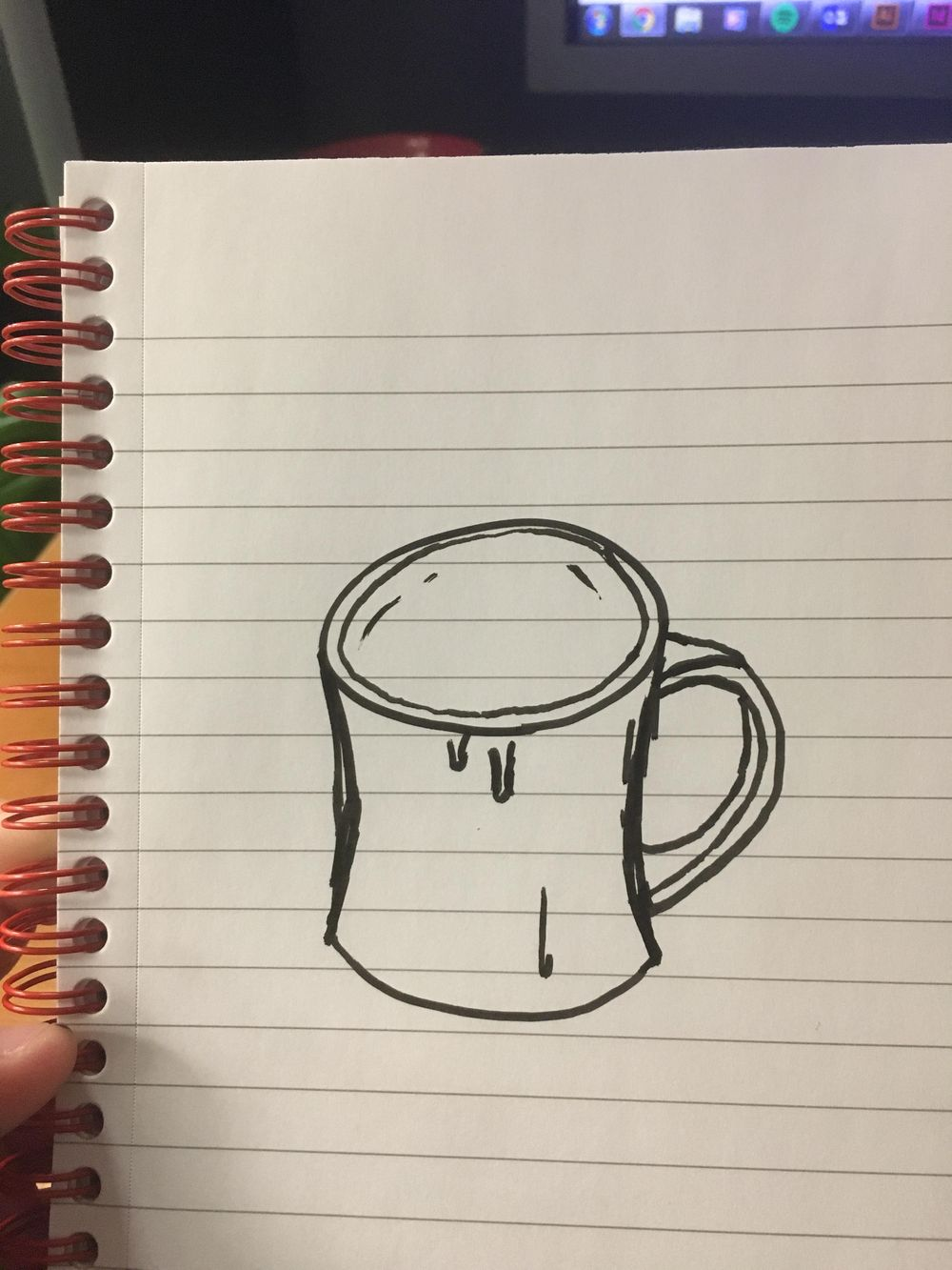 Coffee Cup - image 1 - student project