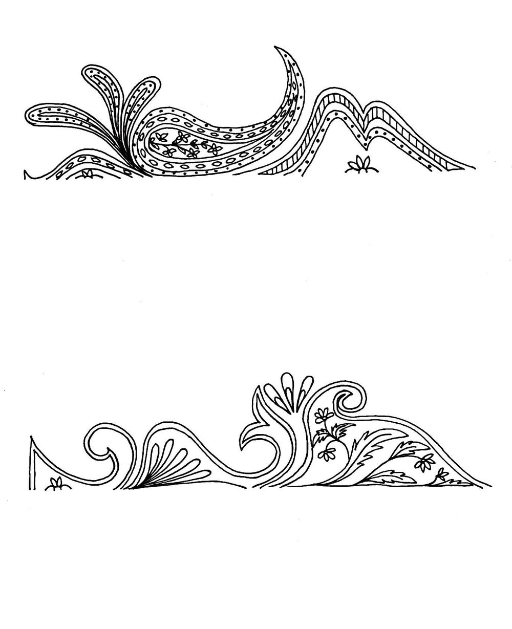 Paisley prints - image 2 - student project