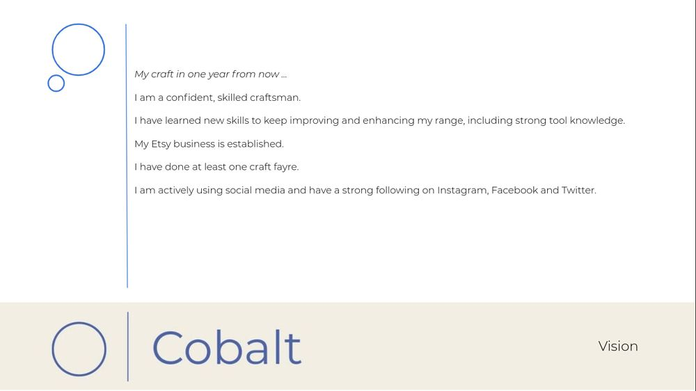 Cobalt Creations - image 3 - student project