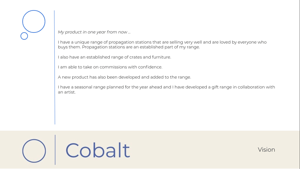 Cobalt Creations - image 2 - student project