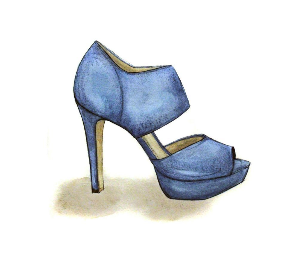 Painting Shoes - image 4 - student project