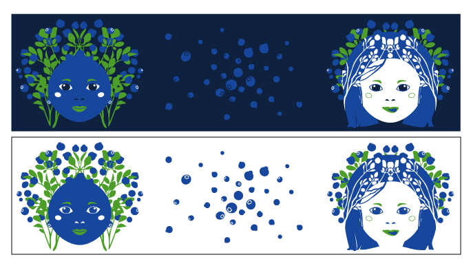 Bilberry queen - image 5 - student project