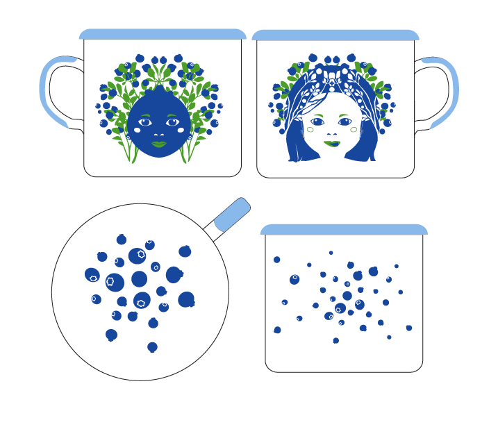 Bilberry queen - image 7 - student project