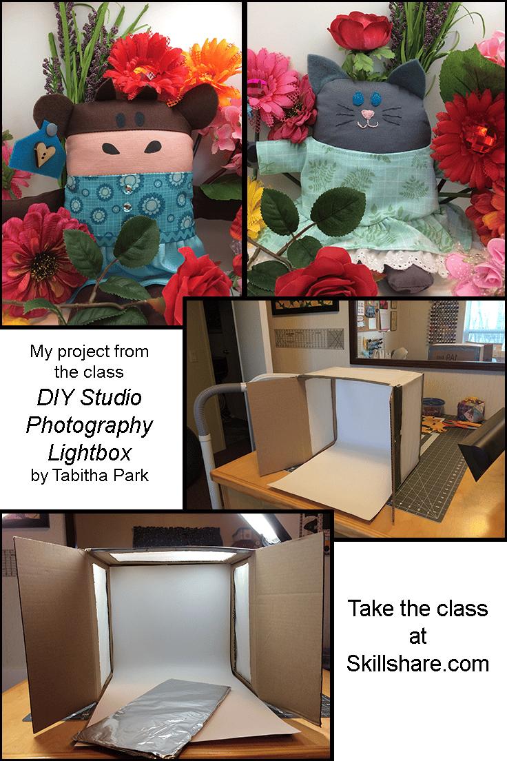 Love my light box! - image 1 - student project