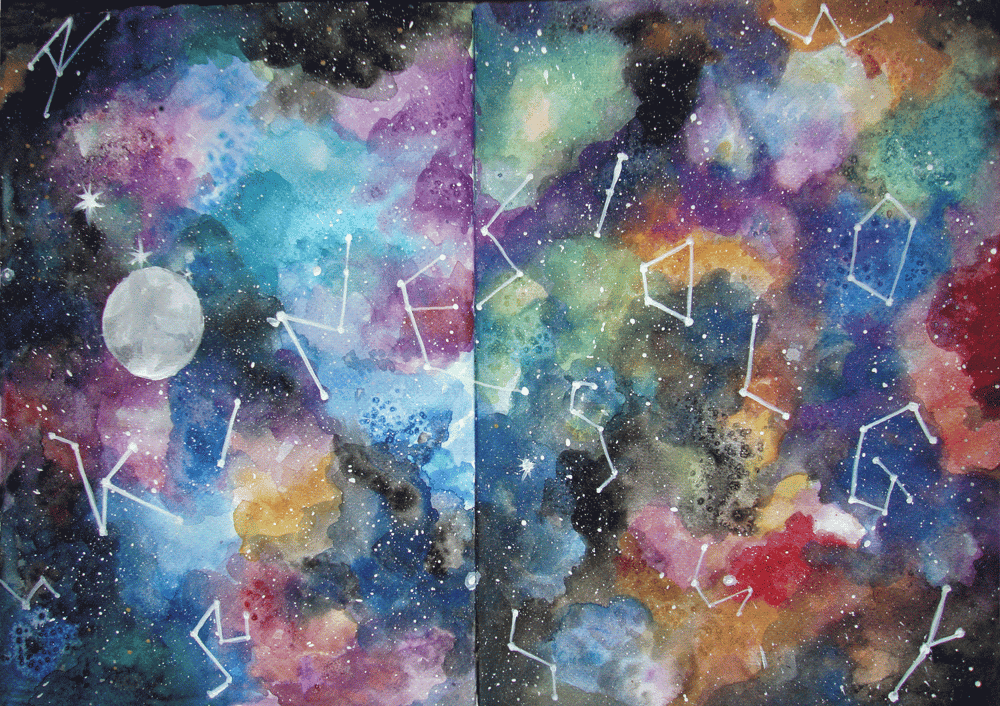 A GALAXY OF  KINESIOLOGY - image 1 - student project