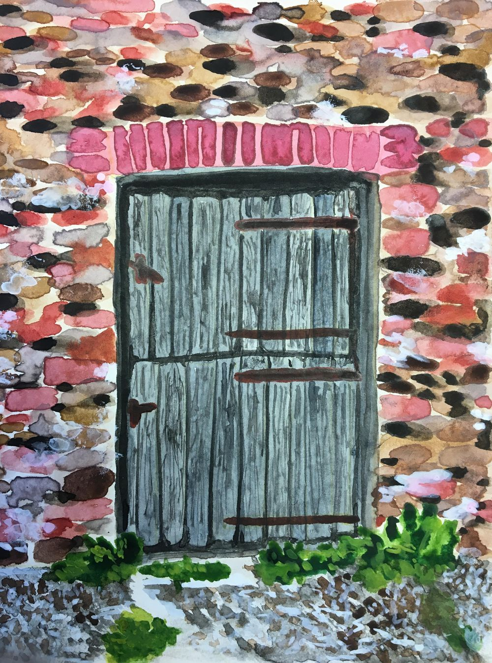 Day 1 Barndoor - image 1 - student project