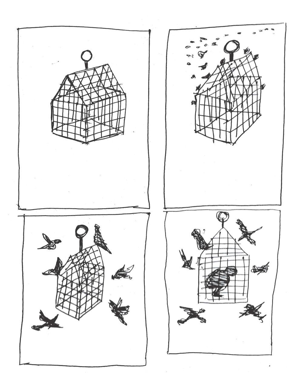 Ellen's Designs for The Birds - image 3 - student project