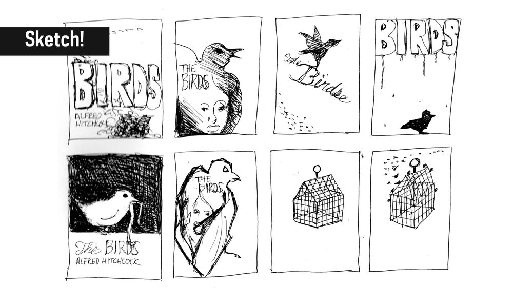 Ellen's Designs for The Birds - image 2 - student project