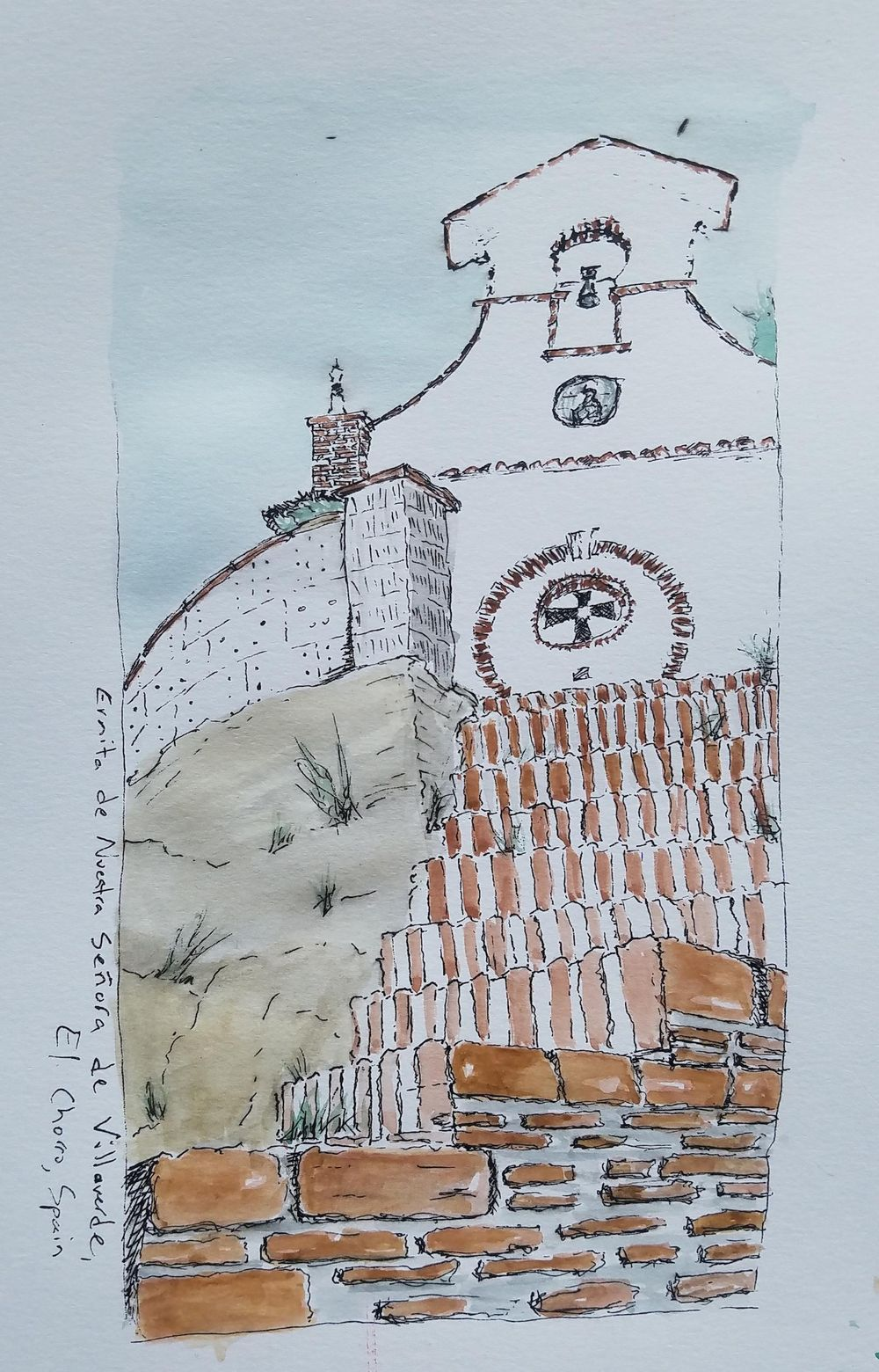 El Chorro, Spain - church - image 2 - student project