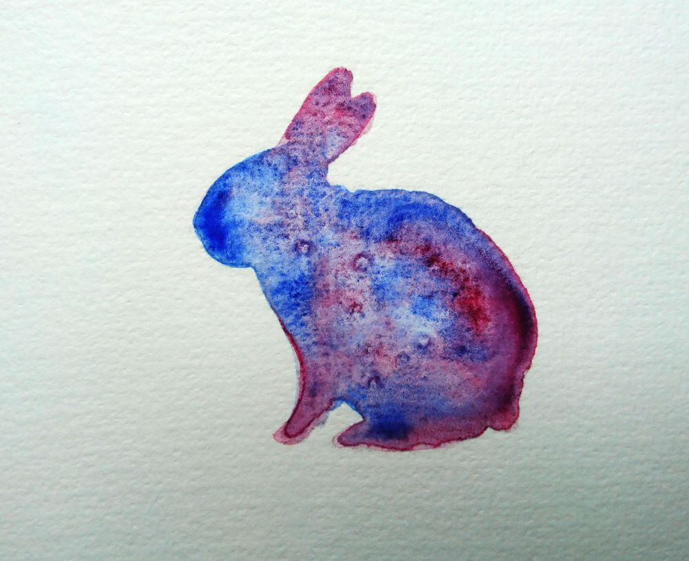 Bunny - image 1 - student project