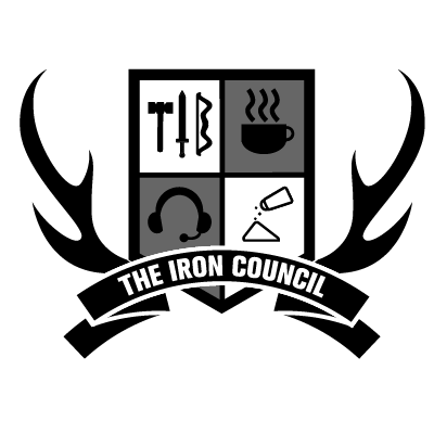 Iron Council crest - image 7 - student project