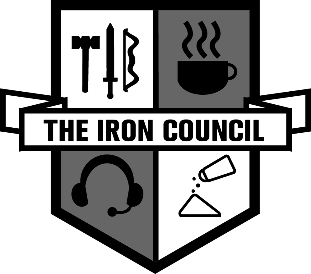 Iron Council crest - image 8 - student project