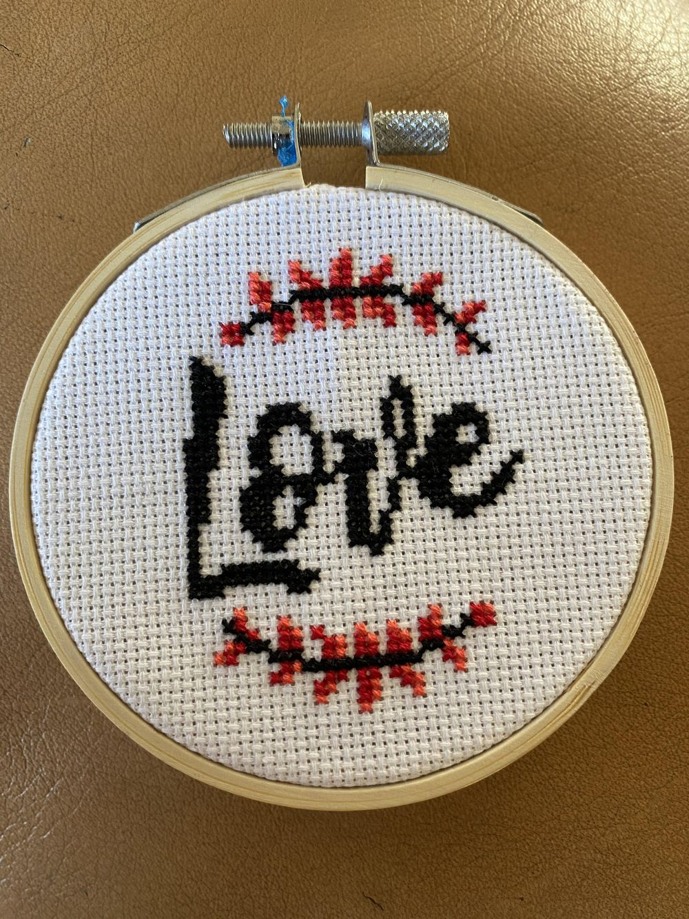 Cross Stitch Projects - image 2 - student project