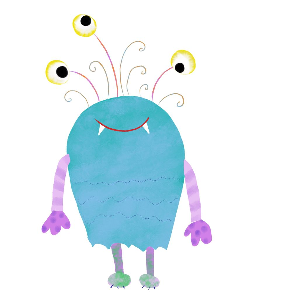 Fun Monsters - image 2 - student project