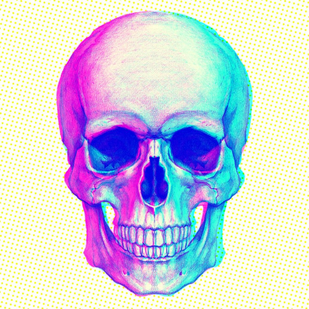 Terror Layered Colour Effect - image 4 - student project