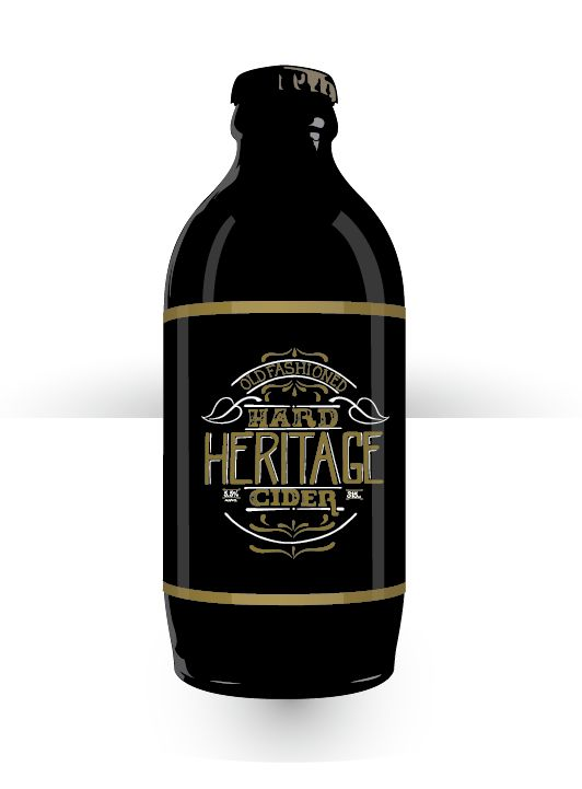 Heritage Ale co. - image 2 - student project