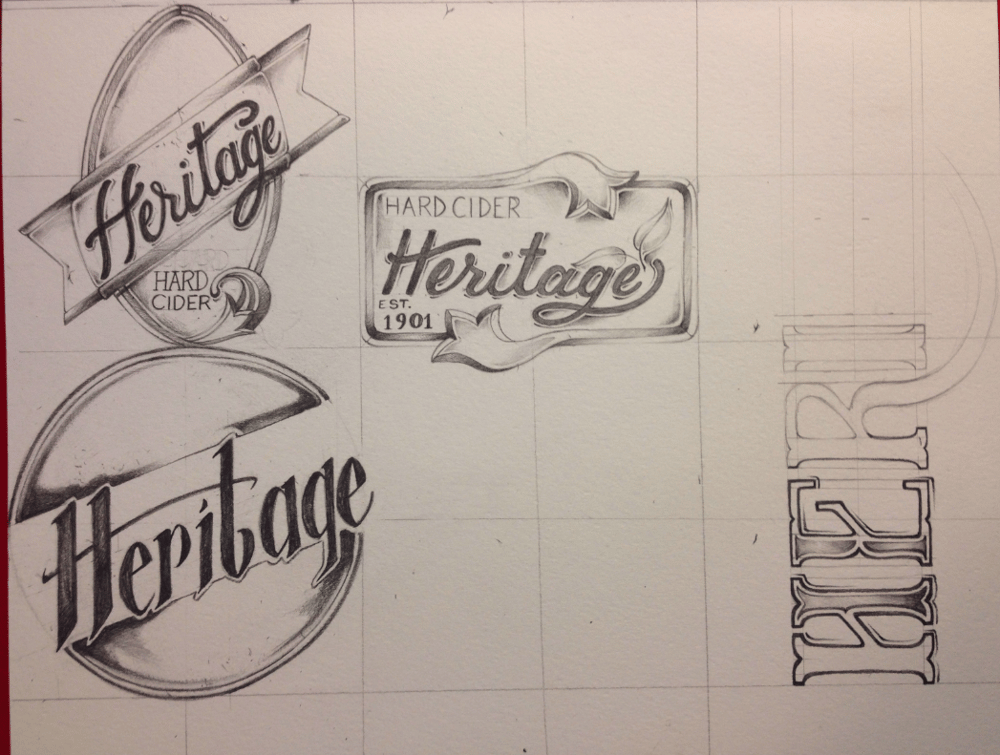 Heritage Ale co. - image 3 - student project