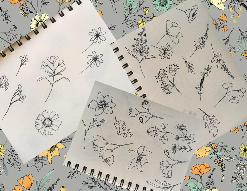 Pattern Design Workshop - image 1 - student project