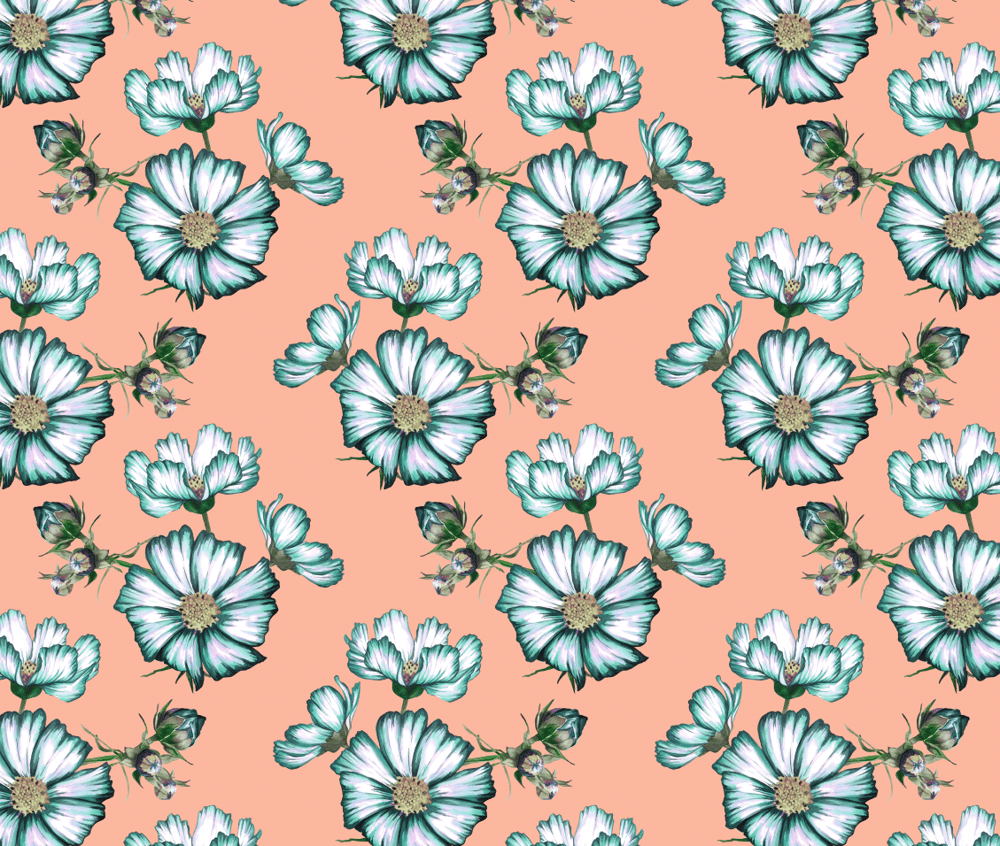 Pattern creation from sketch to screen - image 4 - student project