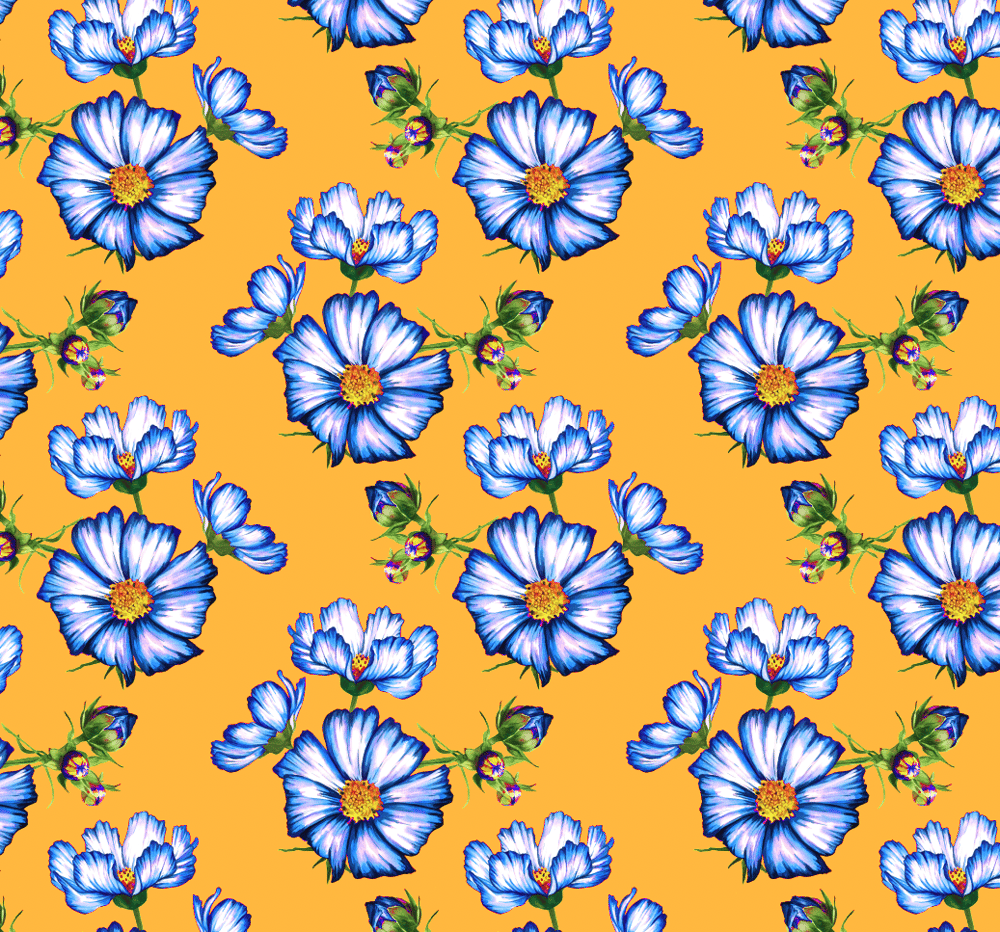 Pattern creation from sketch to screen - image 2 - student project