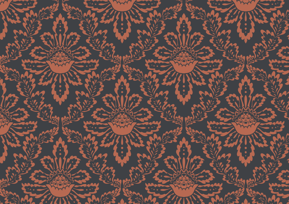 Classic Damask Patterns - image 8 - student project