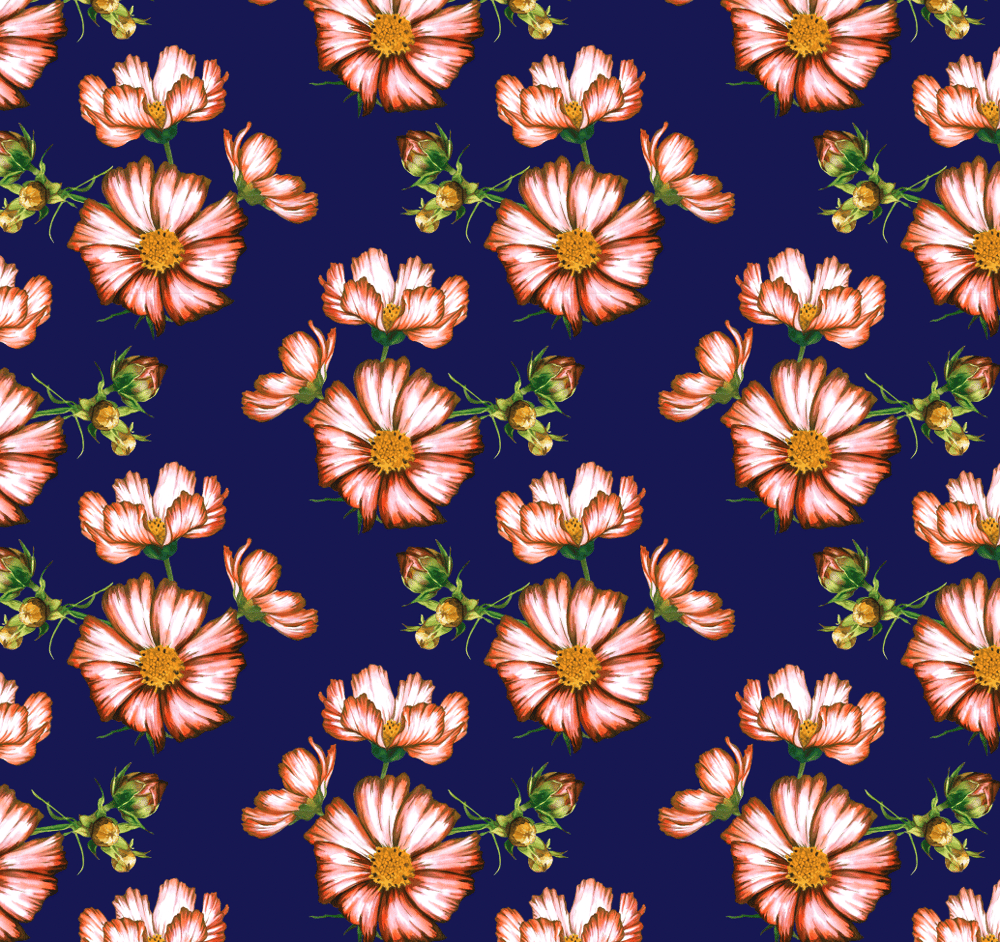 Pattern creation from sketch to screen - image 3 - student project
