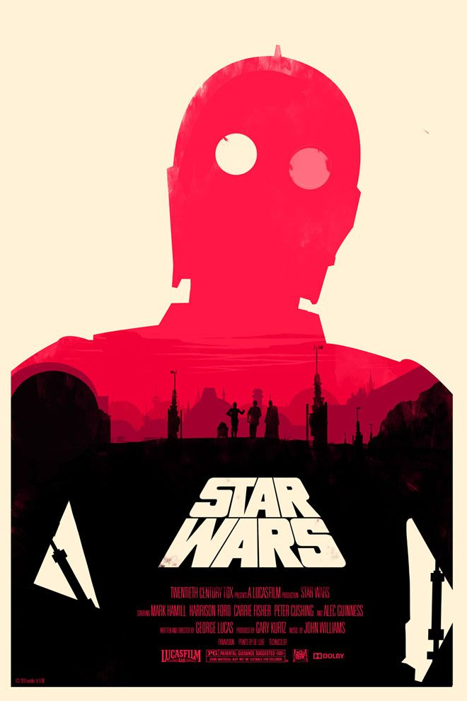 Star Wars Illustrator Project  - image 1 - student project
