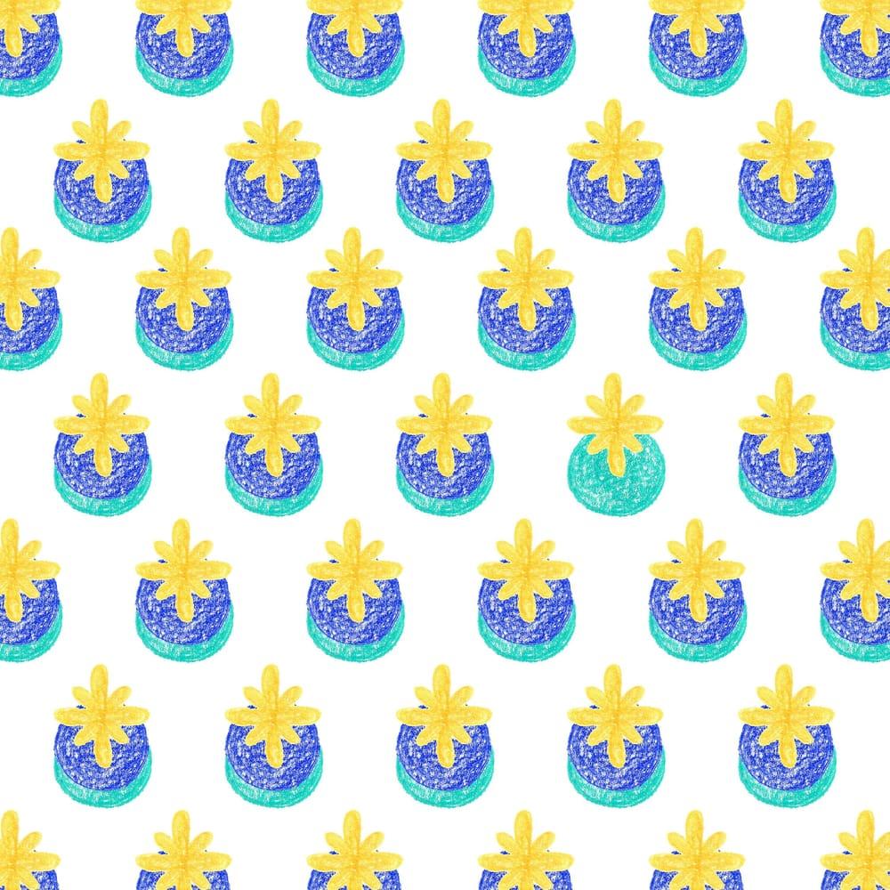 Dragonfruit Pattern + Geometric - image 7 - student project