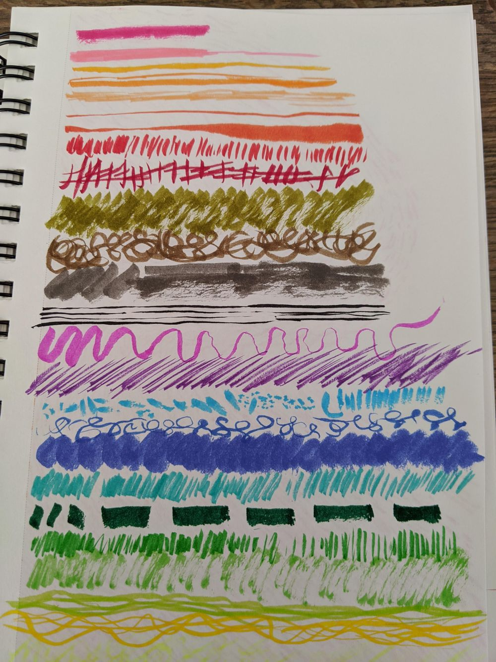 Color and strokes - image 1 - student project