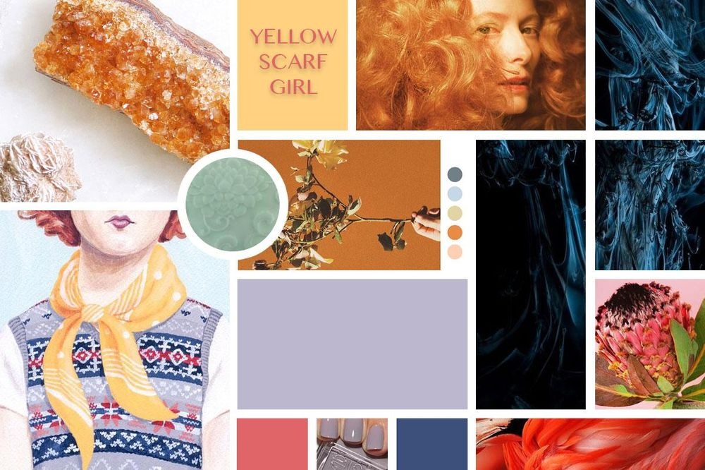 First Photoshop Moodboard - image 1 - student project